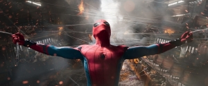 Spider-Man Homecoming accidente